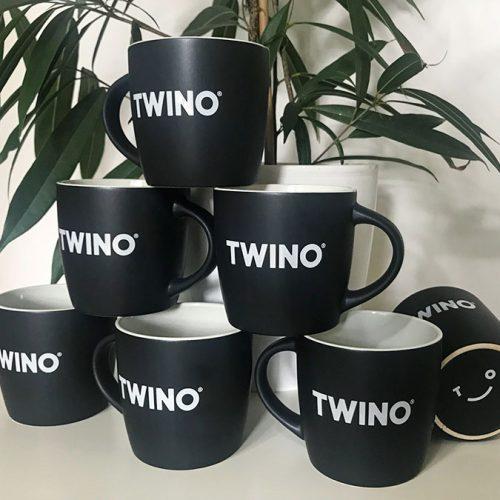 Krūzīšu apdruka Twino