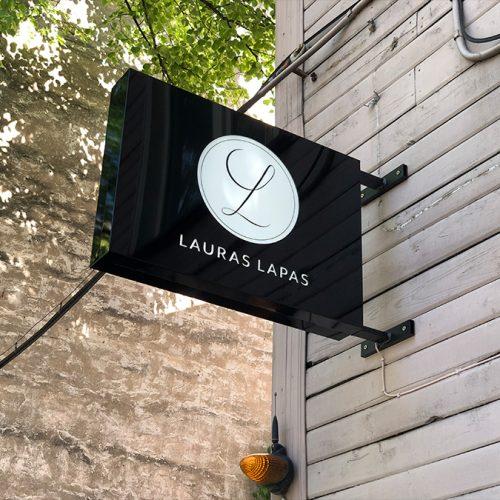 Gaismas kaste – LaurasLapa